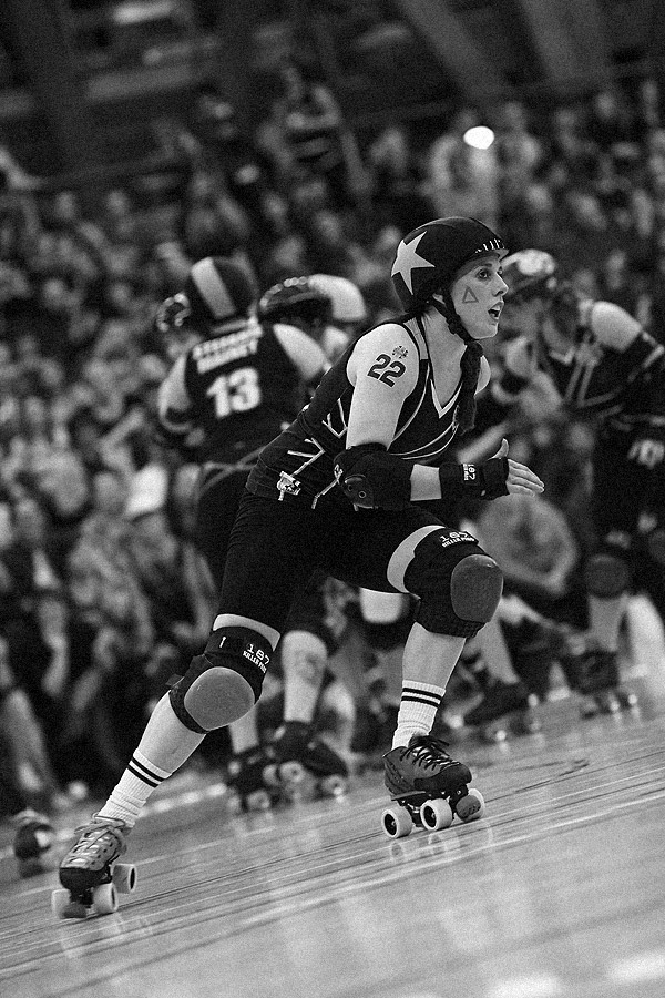 Rogue Runner, London Rollergirls