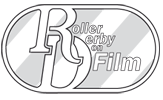 Roller Derby on Film logo